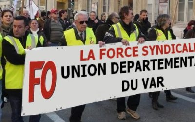 COMITE CONFEDERAL NATIONAL DE LA CGT FORCE OUVRIERE PARIS